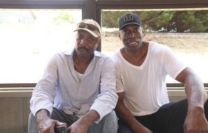 Robert and Kevin Willis
